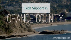 Tech Support in Orange County
